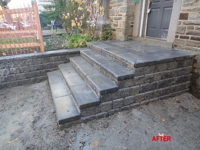 Interlocking Paver Contractor In Toronto Gta